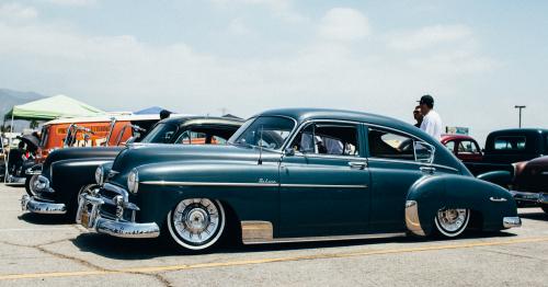 Green 4 door chevy fleetline 49 52 chevys pinterest for 1949 chevy fleetline deluxe 4 door