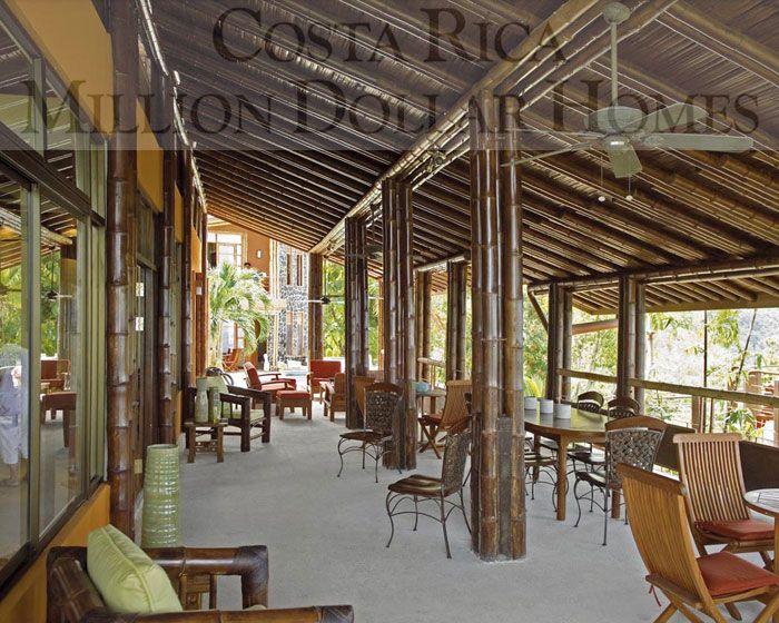 Casa Ramón, tropical mansion in Dominical Beach