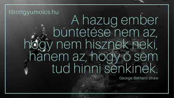 Még arról is hazudunk, hogy mennyit hazudunk | paperweb.hu
