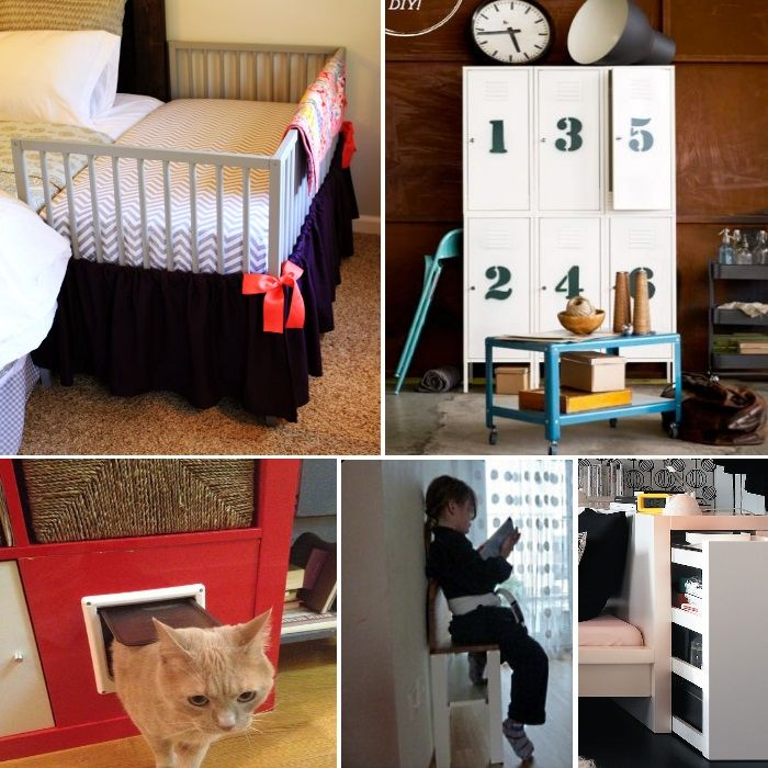 17 Ikea Hacks You didn't Know You Needed - One Crazy House