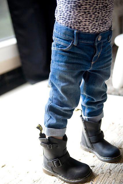 Dr. Marten Toddler Boots | Little boy