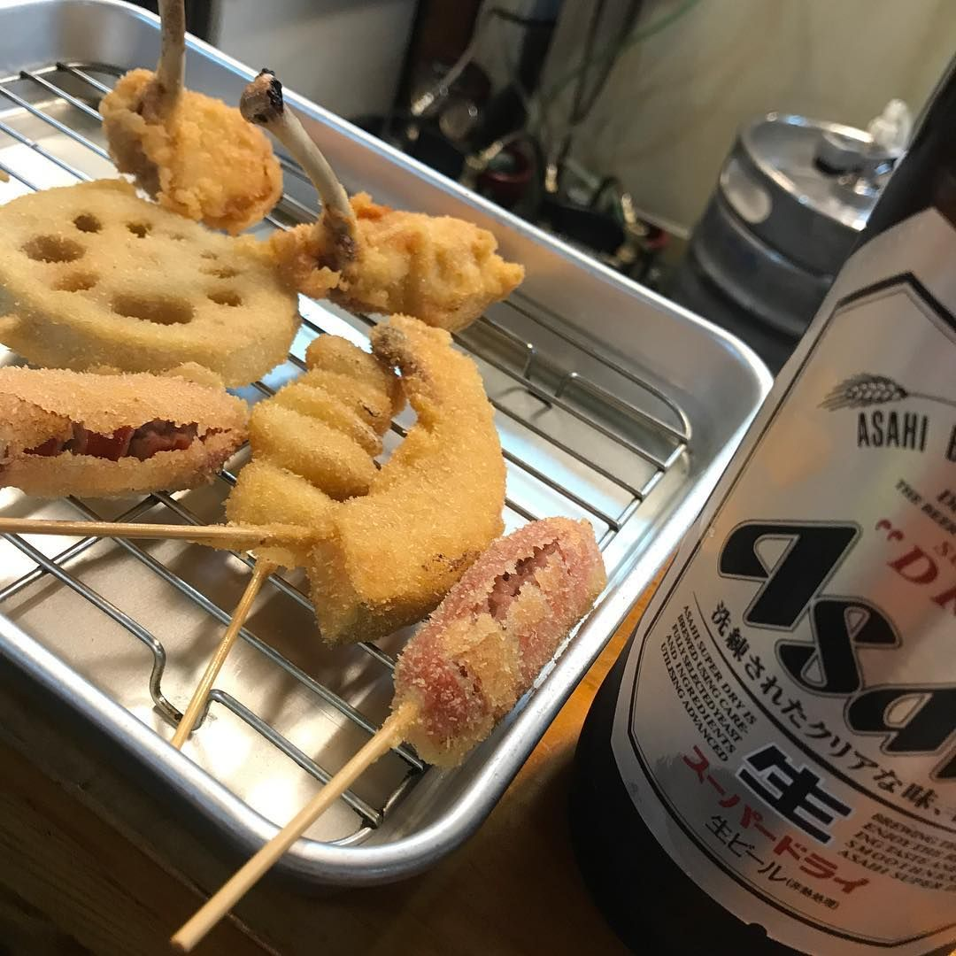 pin on 2012 japanese fried から揚げ 揚げ物 串揚げ