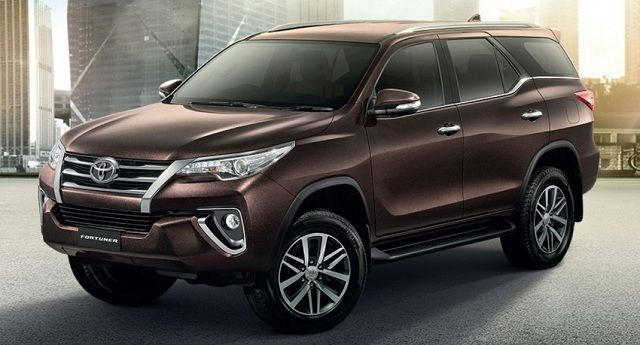 Awesome Toyota 2017 2018 Toyota Fortuner Review Redesign