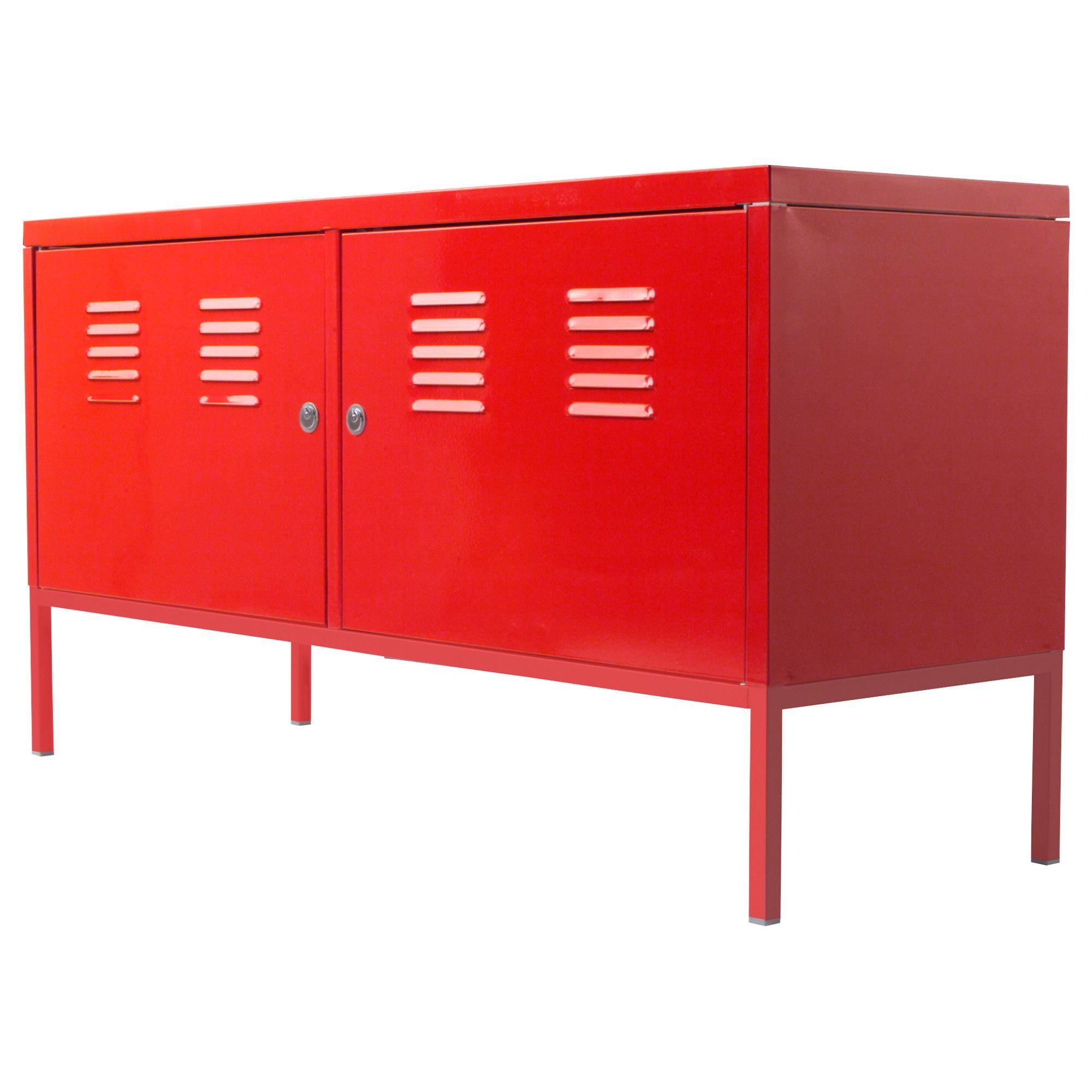 IKEA PS Skap - rød - IKEA