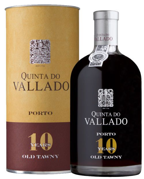 Quinta Do Vallado 10 Years Old Tawny Gamme Actuelle Vinho Do Porto Bebidas Sem Alcool E Wine Vinhos