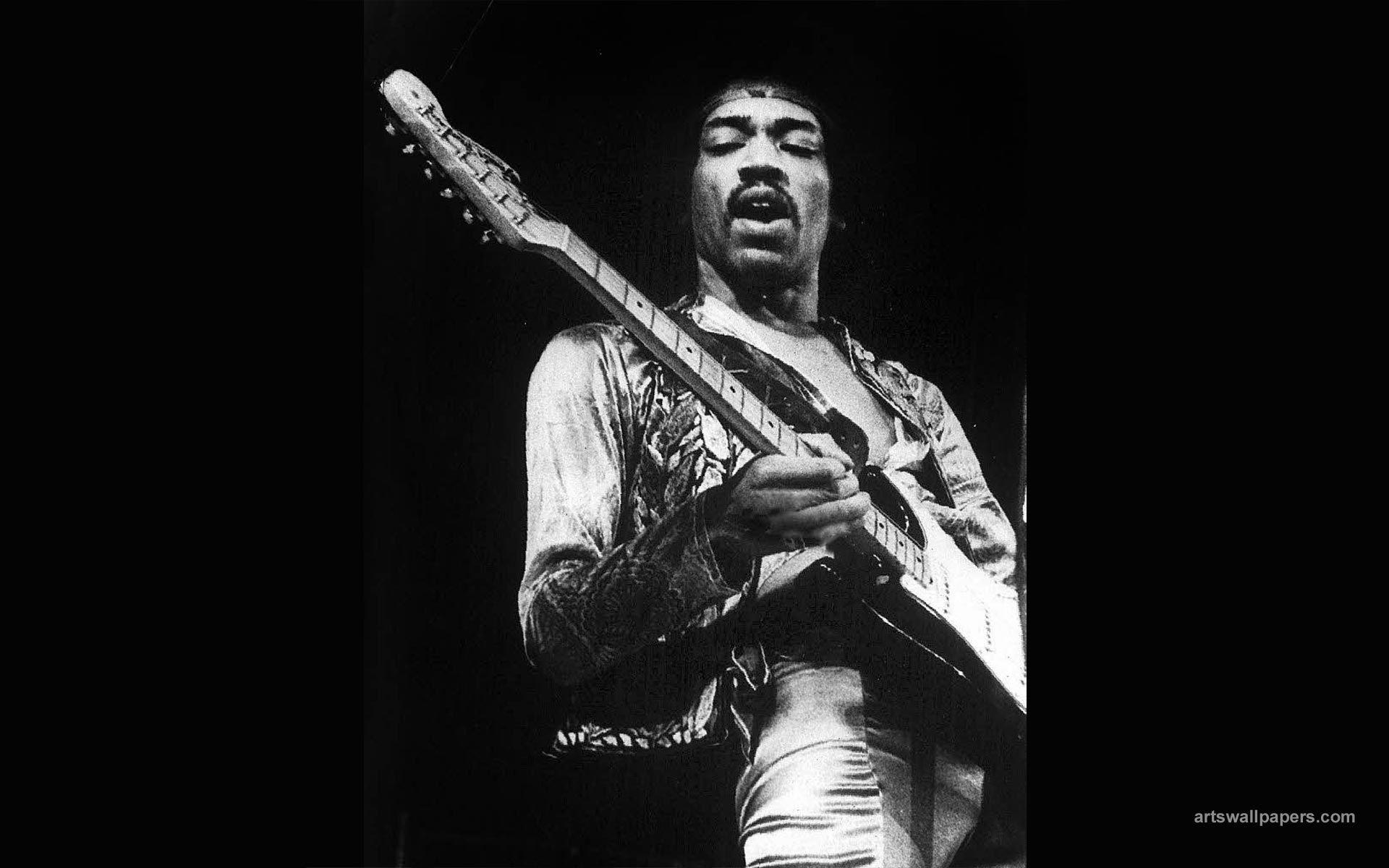 Jimi Hendrix Wallpaper 98980 ZWALLPIX Jimi hendrix