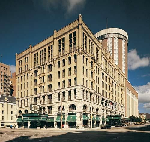 The Pfister Hotel Downtown Mke