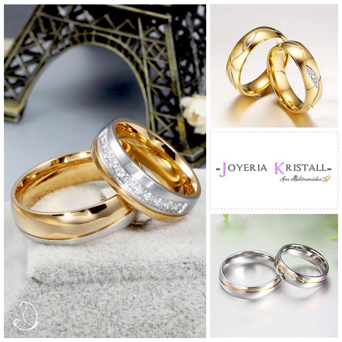 #JoyeriaKristall --> lanza colecciones de aros matrimoniales semestralmente, los anillos son totalmente personalizables, pudiendo cambiar el diseño, material, enchape, cristales, entre otros. ⬇⬇⬇⬇⬇⬇⬇⬇⬇⬇⬇⬇⬇⬇⬇⬇⬇⬇⬇⬇⬇⬇⬇⬇⬇ http://portalnovia.pe/joyeriakristal