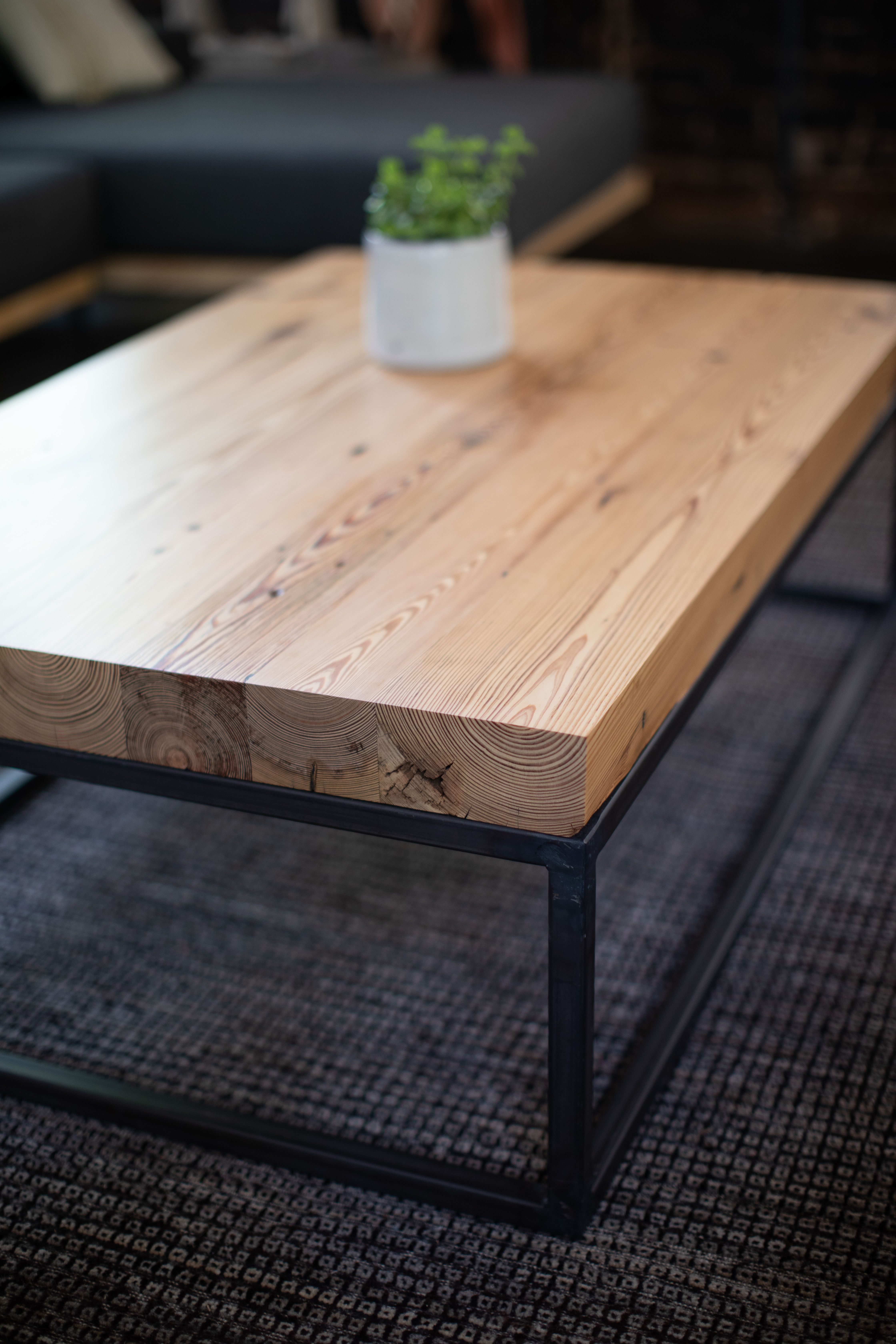 Heart Pine Mill Plank Coffee Table Coffee Table Wood Cool Coffee Tables Coffee Table Design [ 6720 x 4480 Pixel ]