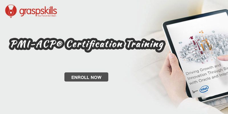 Pmi Acp Agile Certified Professional Certification Is