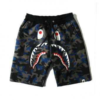 New A Bathing Ape Bape Side camouflage stitching basketball shorts Casual Shorts