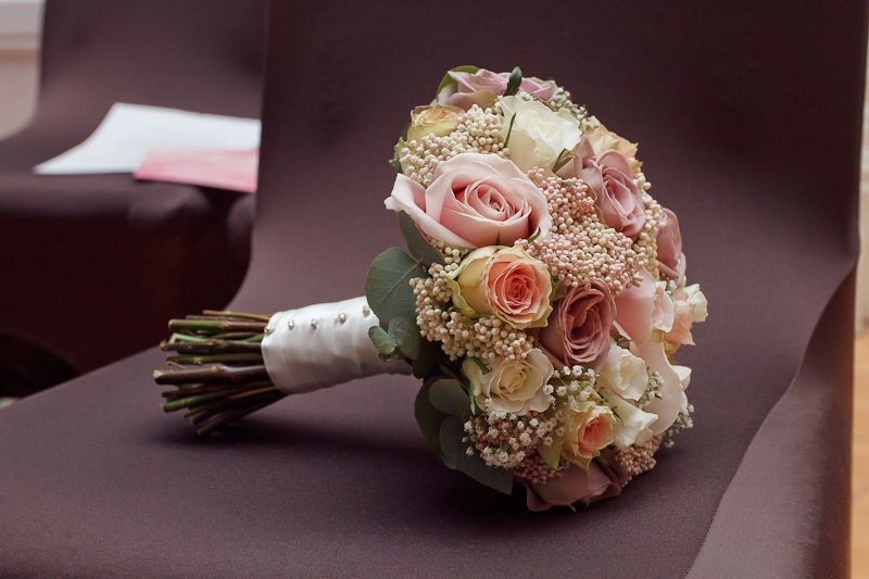 Amnesia and Rice Flower Bouquet | Wedding Flowers | Pinterest ...