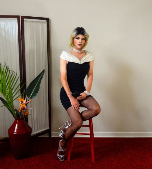 Crossdresser, Feminized Men Feminization Crossdressing -6989