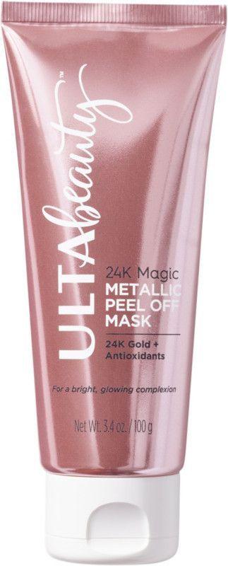 Photo of Ulta's luxurious 24K Magic Rose Gold Metallic Peel Off Mask …