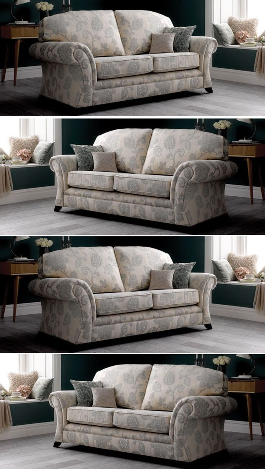 Floral Print Fabric Sofas Latest Sofa Designs Printed Fabric Sofa Sofa Set Designs