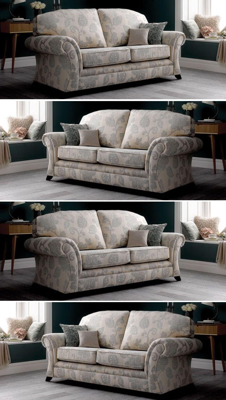 Floral Print Fabric Sofas Latest Sofa Designs Sofa Set Designs Printed Fabric Sofa