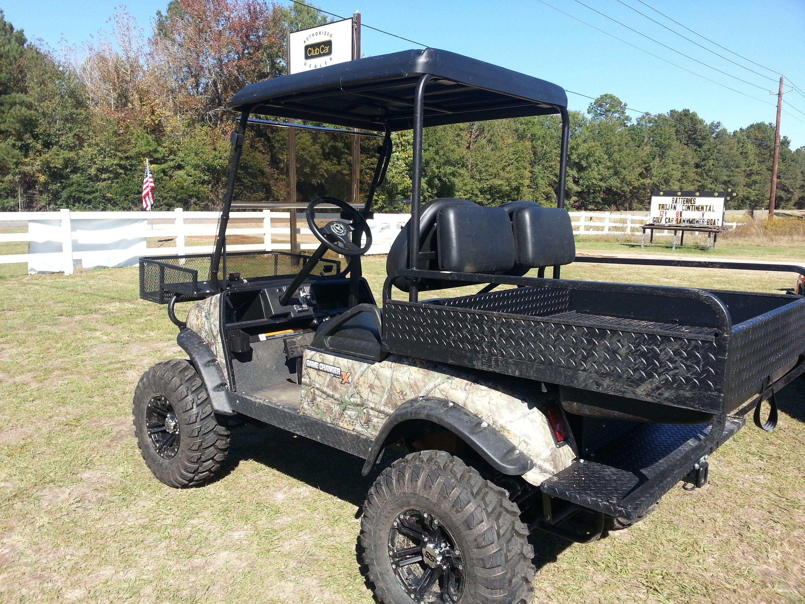 Huntve Switchback Hybrid Electric 4 X 4 This