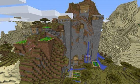 6183279025325987955 - Minecraft Seeds || Requires Amplified