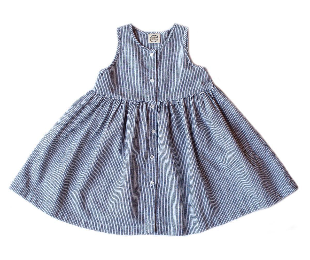 Button Up Garden Dress