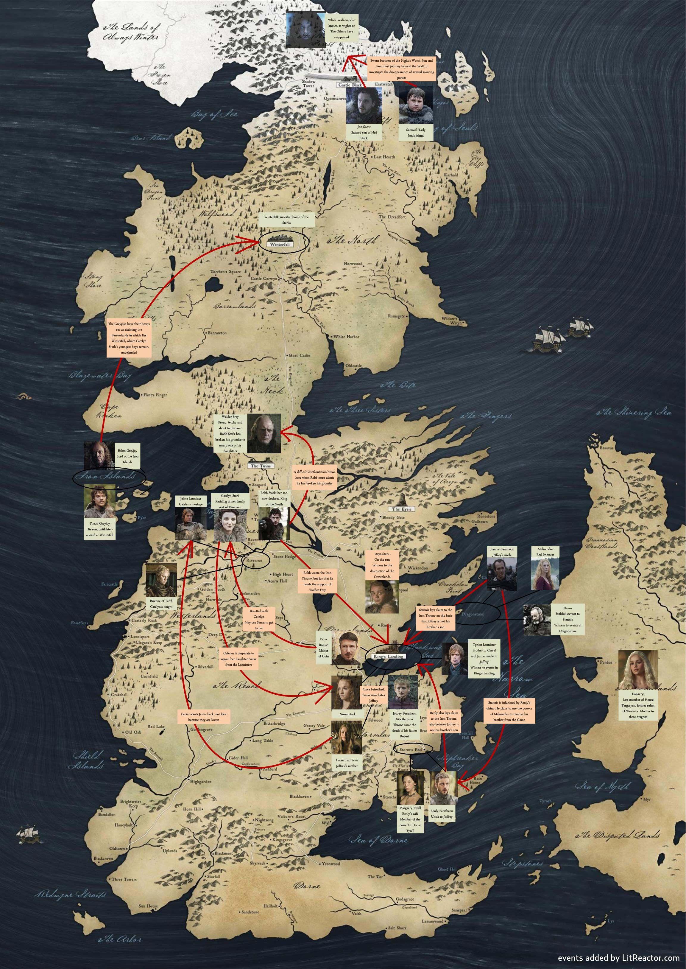 Undefined glenn 39 s game of thrones board em 2019 game of thrones parede de quadros e quadros - Westeros map high resolution ...