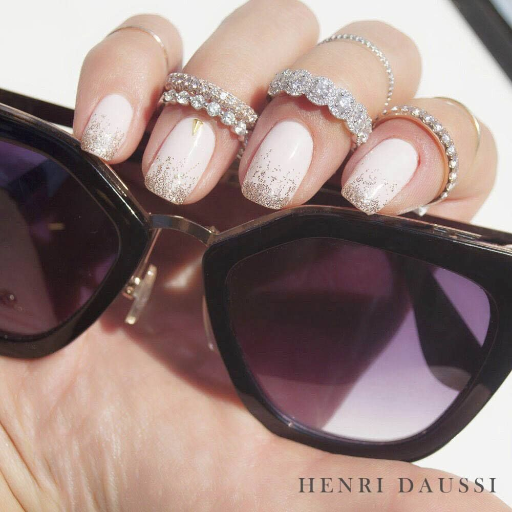 Start your week with some sparkle. Go big with HENRI DAUSSI at ...