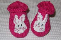 Baby Bunny Boots