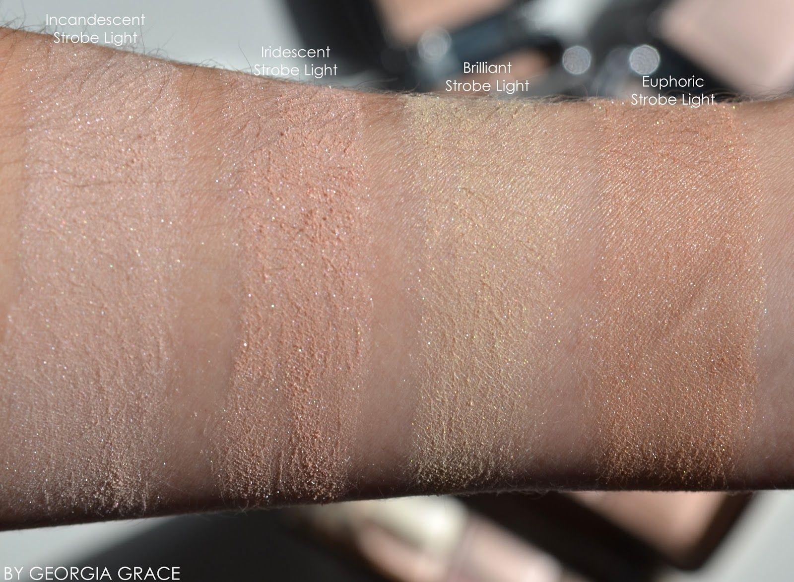 Hourglass Ambient Strobe Lighting Powder Highlighters