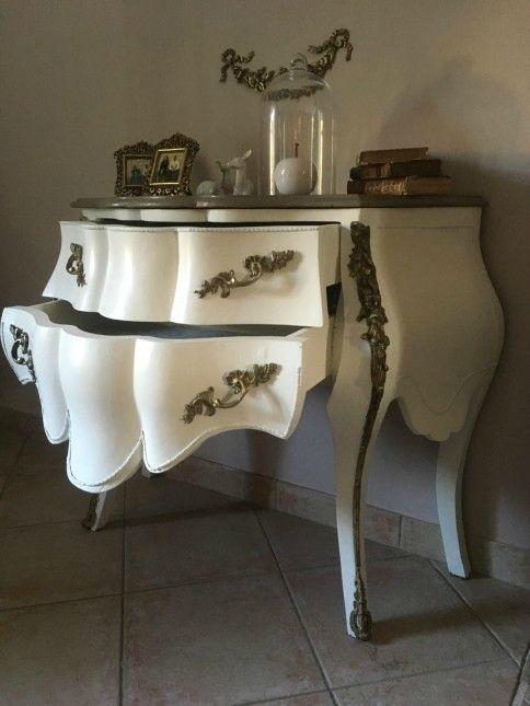 retour aux pinceaux meubles peints et compagnie meubles peints pinterest mobilier de. Black Bedroom Furniture Sets. Home Design Ideas