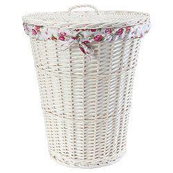 Plastic Washing Basket Tesco