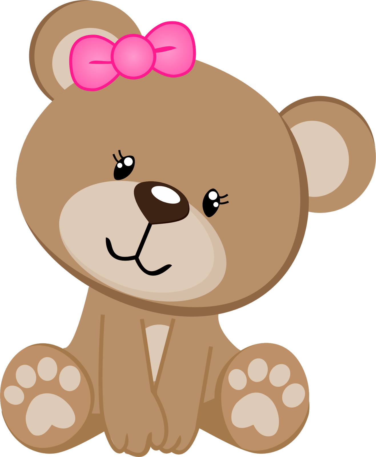 TUBES URSINHOS | Clip Art (Teddy Bears) | Pinterest