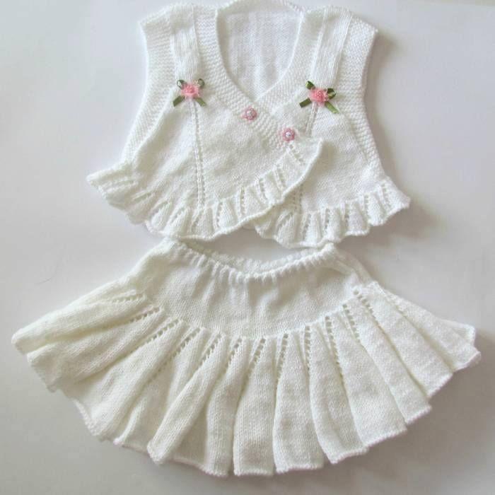 Mary Helen artesanatos croche e trico | vestiditos | Pinterest ...