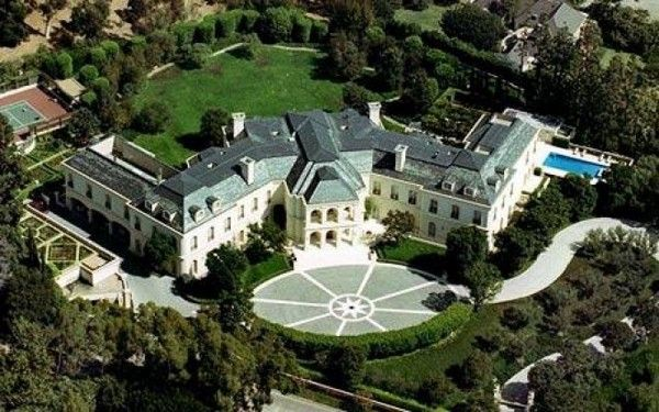 Top 20 Most Expensive Homes In The World: The Manor Beverly Hills Los  Angeles
