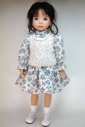 Dianna Effner's Little Darling Doll - DollsWest Designs