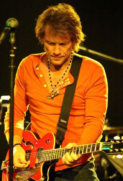 Jon Bon Jovi Photos - Jon Bon Jovi & Friends Benefit Concert - Zimbio