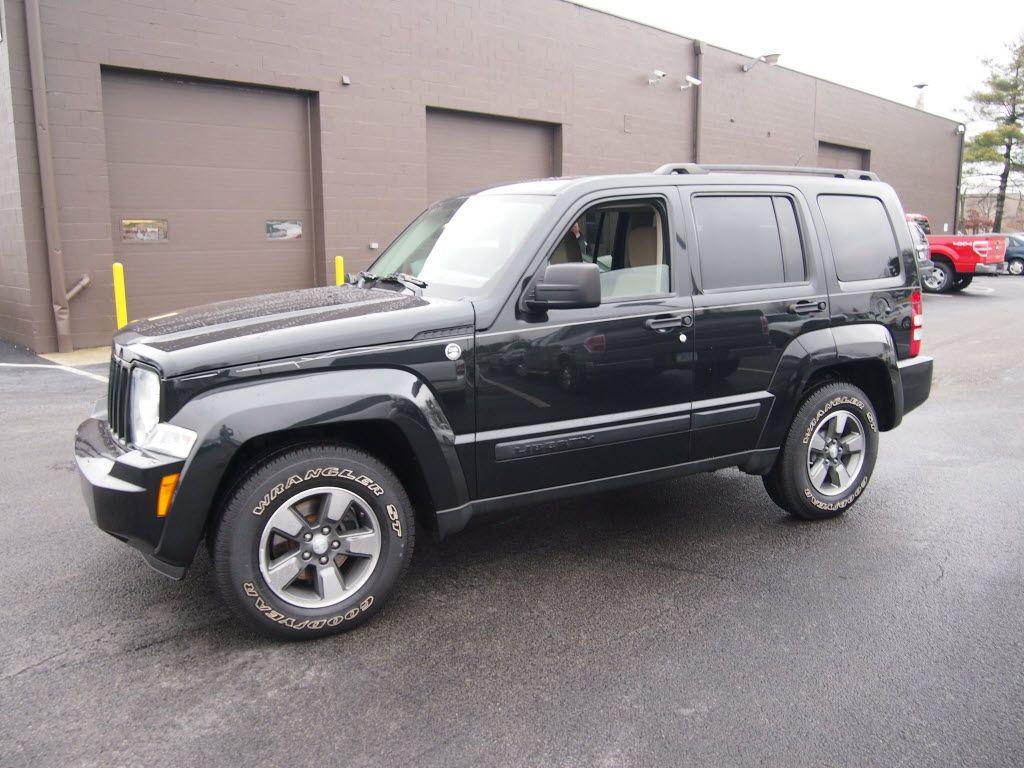 2008 Jeep Liberty Sport 4x4 14,988 Columbiana Ford 1
