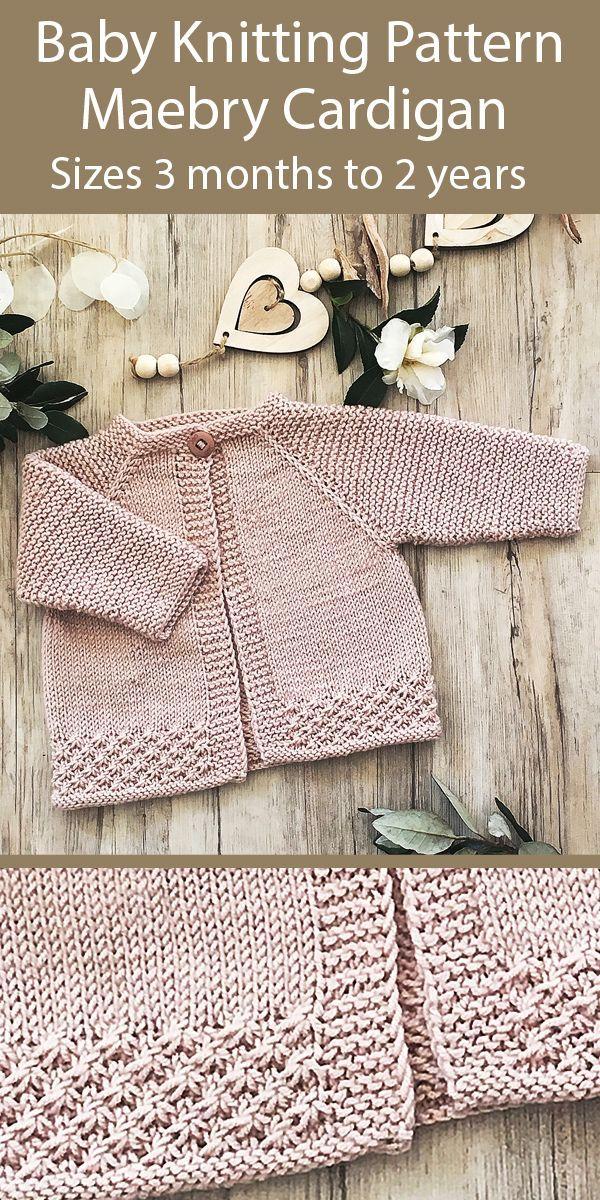 Little Miss Ribbons Mittens / DROPS Baby 31-11 - Kostenlose Strickanleitungen von DROPS Design - Welcome to Blog