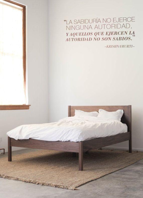 Frases Dormitorio Interior Muebles Cama Y Decoración De