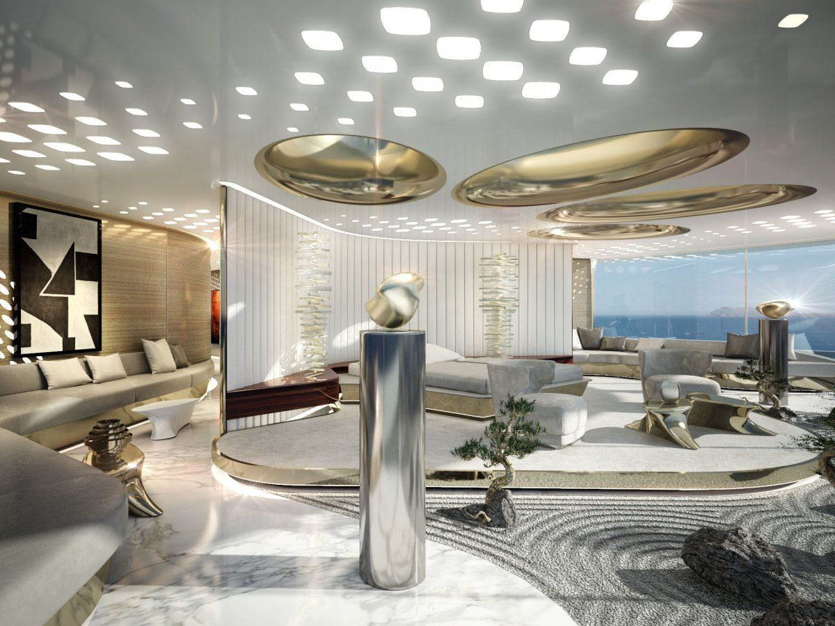 Billion-Dollar Master Bedrooms   Toward the front of the ...