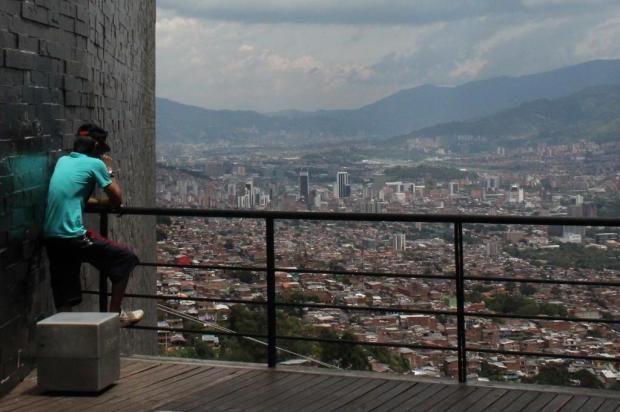 """Medellín está muito diferente da época retratada na série """"Narcos"""" Priscila De Martini/Agencia RBS"""