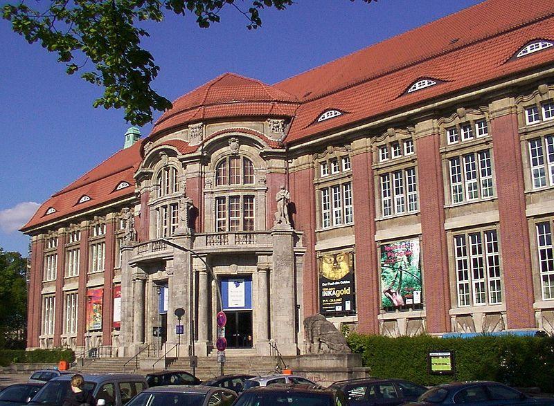 Volkerkundemuseum Hamburg Germany Hamburg Germany