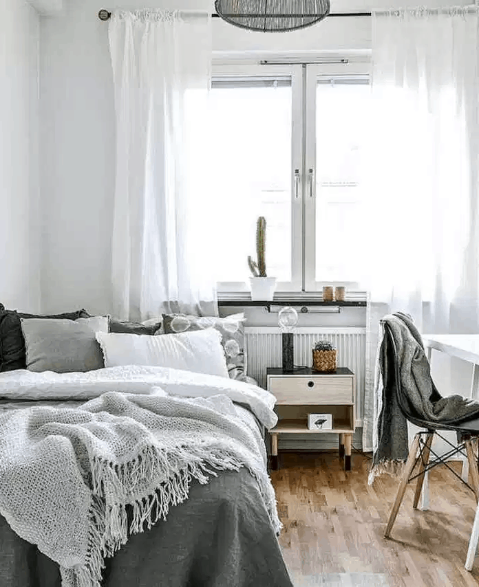 Small Room Addition Ideas: 40 Minimalist Style Ideas For The Perfect Dorm Room