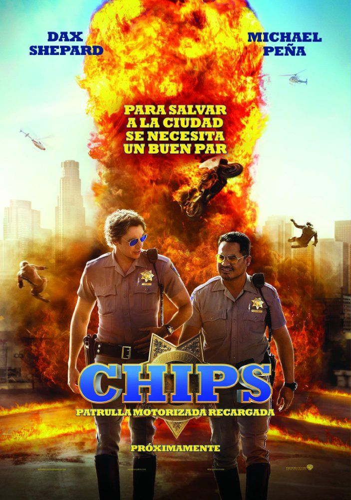 Chips 2017 Free Online Watch Movie,Full Hd,1080P  Good Comedy Movies, Dax, Full Movies Online -7929