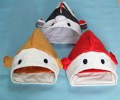 Pet Supplies Cat Favorite Kitty Litter BigMouthFish Shaped House For Small Ani