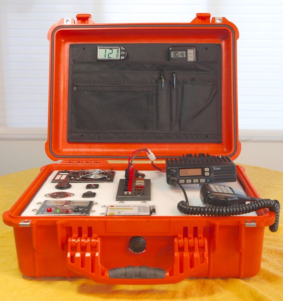 Amateur Radio Battery 50