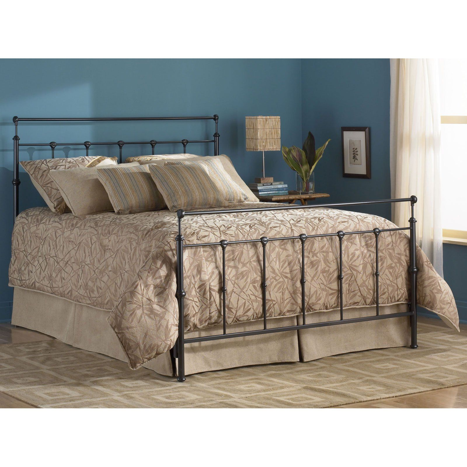 Winslow Bed Bed styling, Bed frame