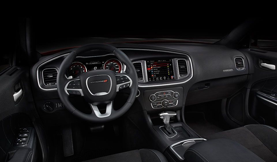 Elegant 2015 Dodge Charger Interior Tour