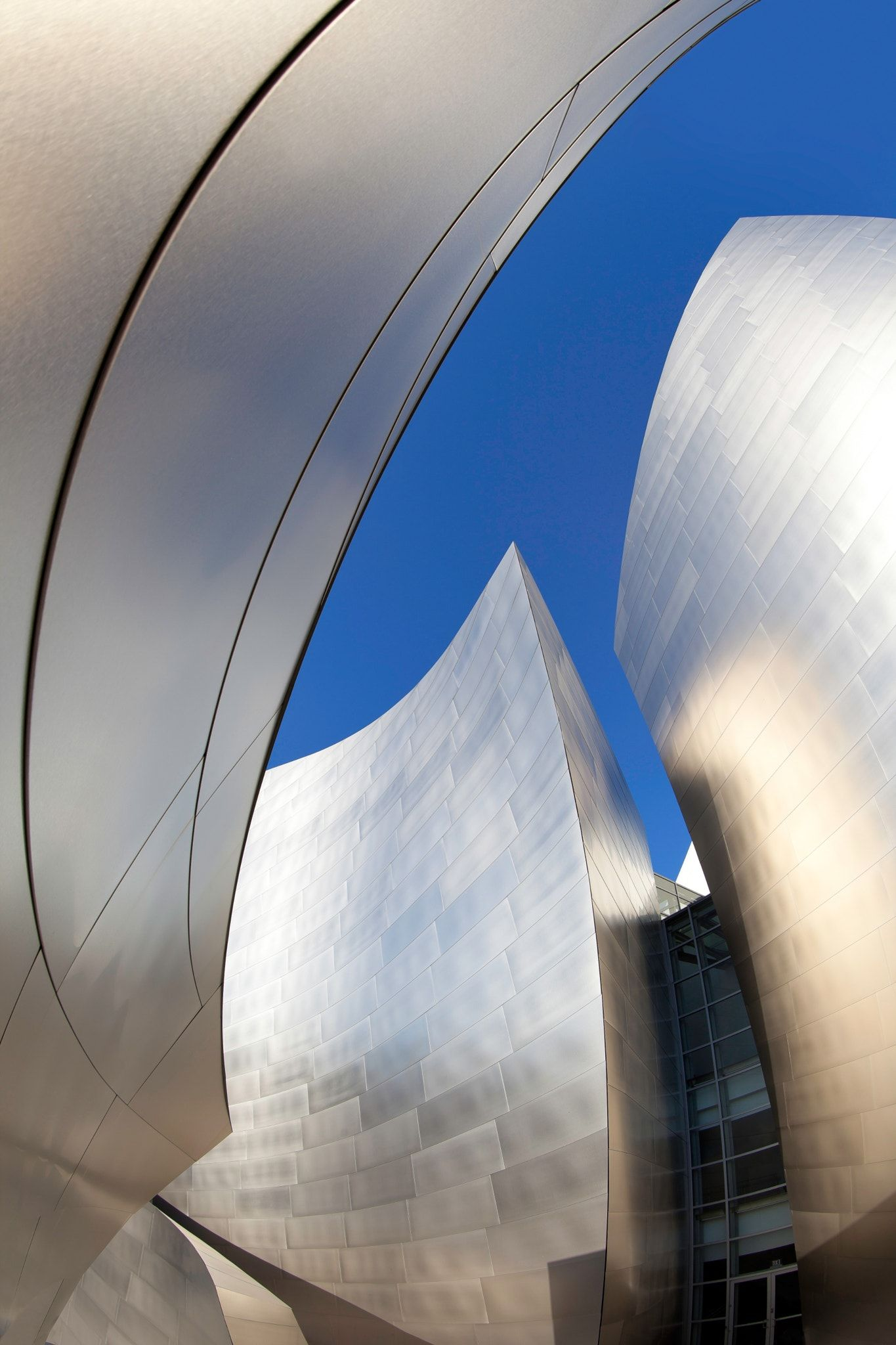 WDCH Walt Disney Concert Hall in Los Angeles, designed