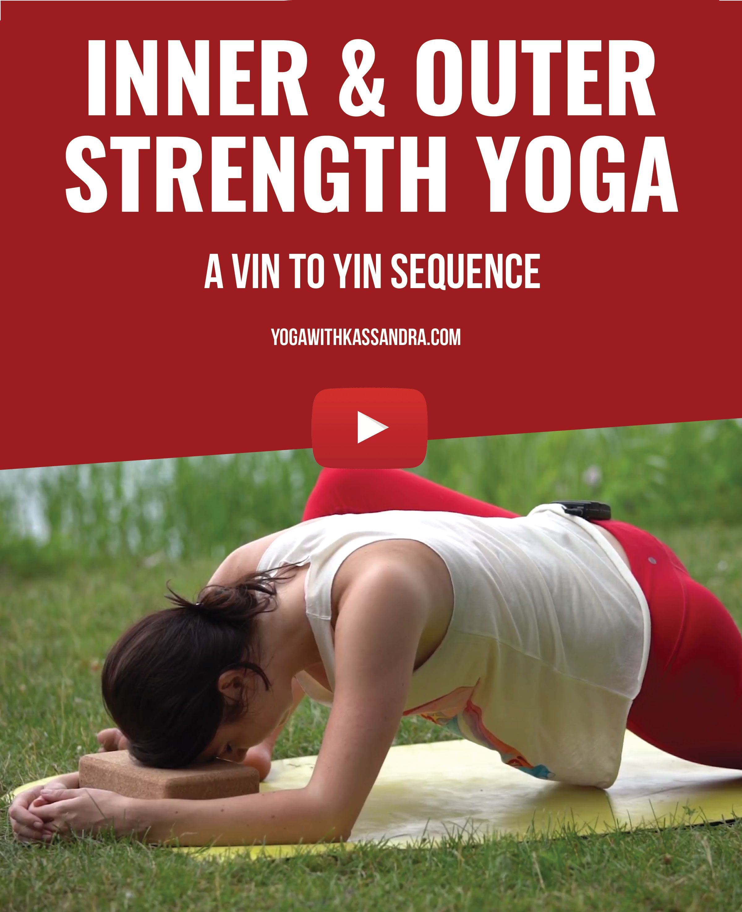 Yoga Poses and Flows for Inner and Outer Strength  Vinyasa Videos