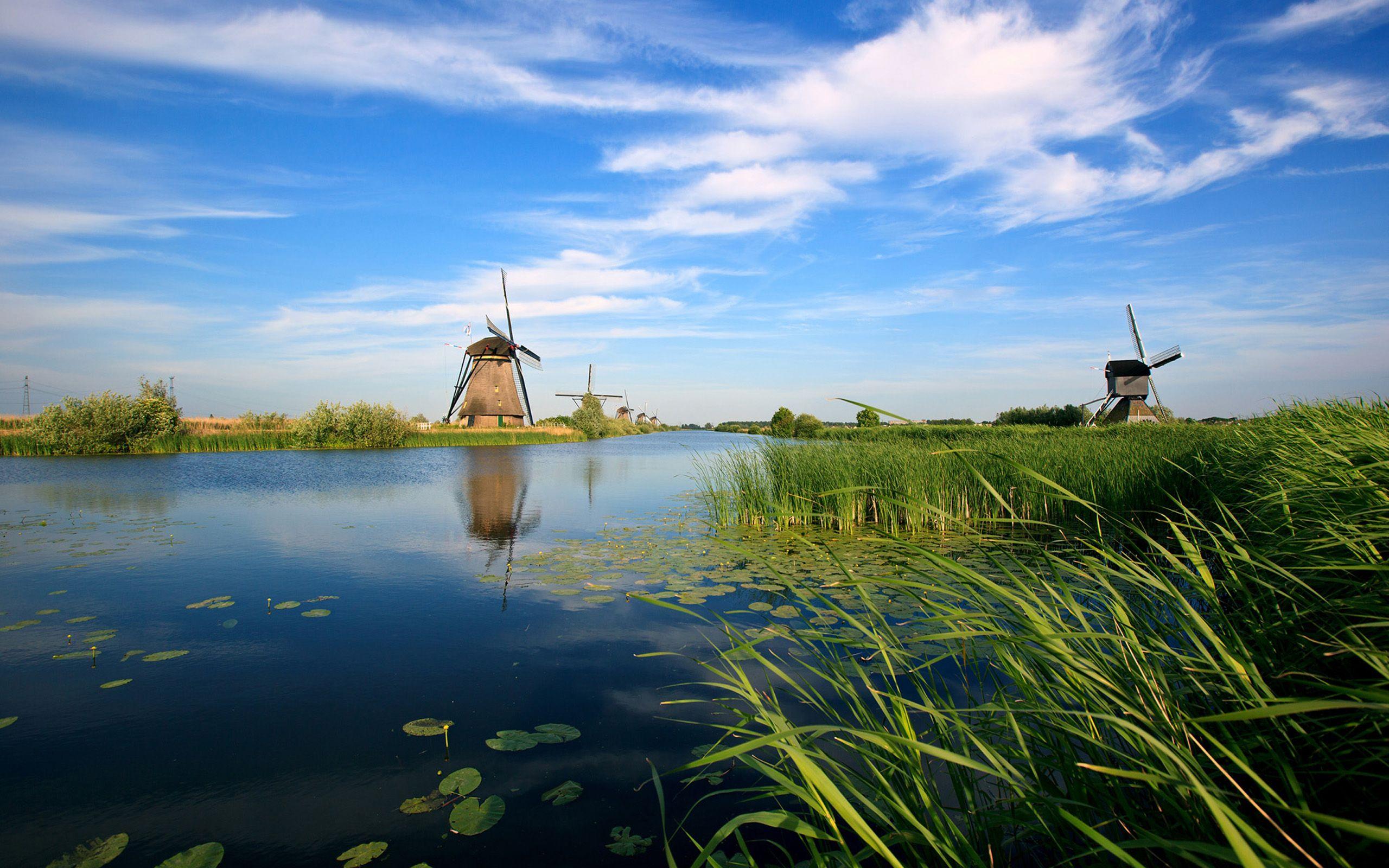 dutch landscape landscapes landschaft krajina paysage paisaje