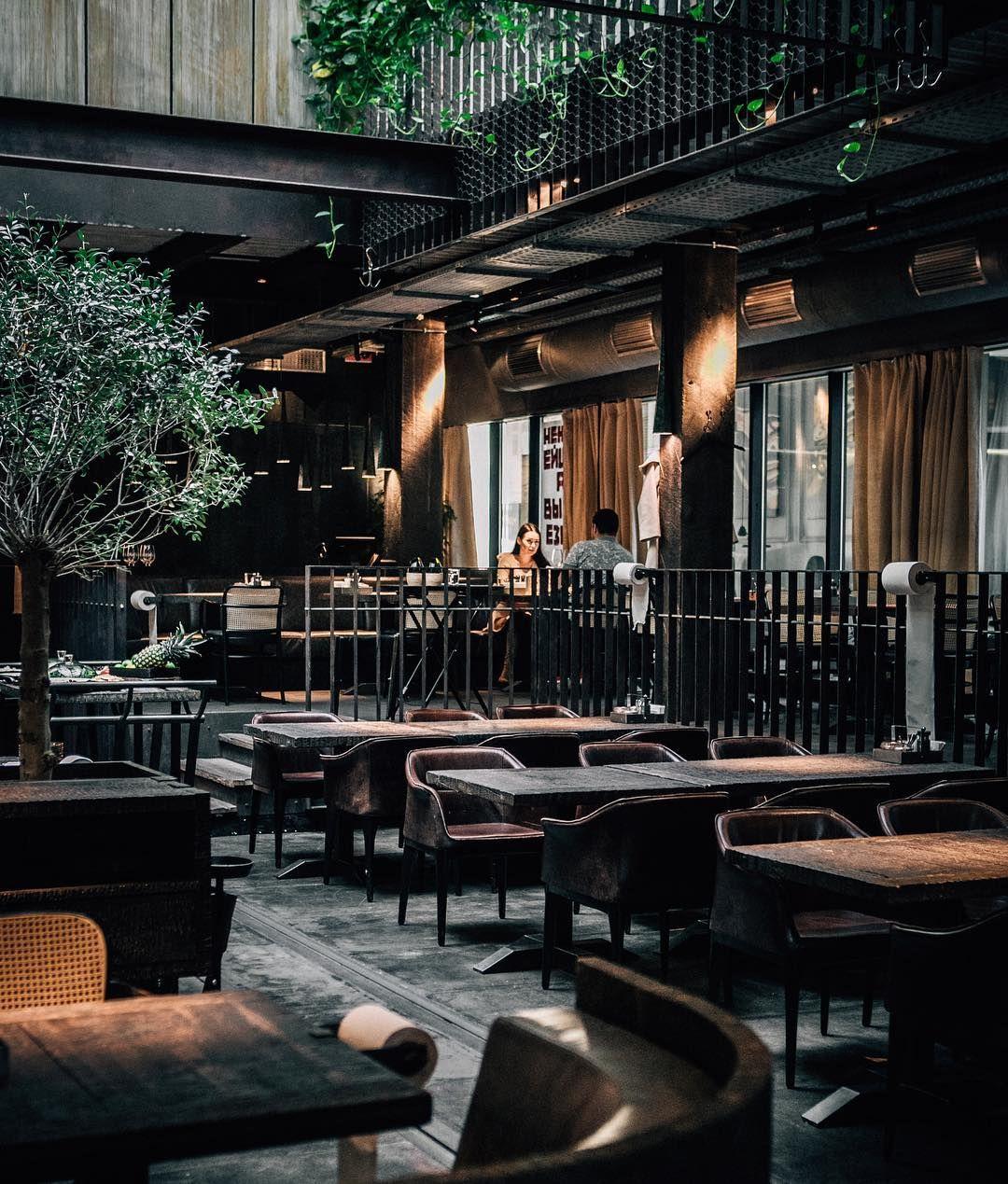 B E L E N K O On Instagram Steakhouse Kiev Cafe Design Steakhouse Design Restaurant Interior Design